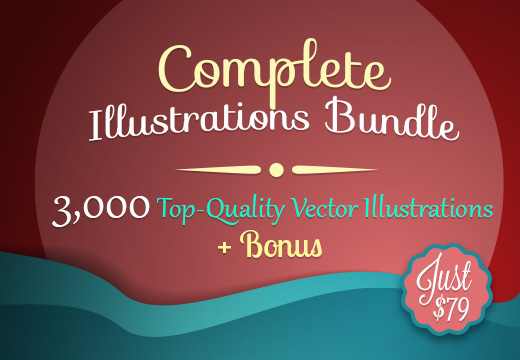 Freebie of the Week: Download 10 Top-Quality Vector Illustrations worth $40 for FREE