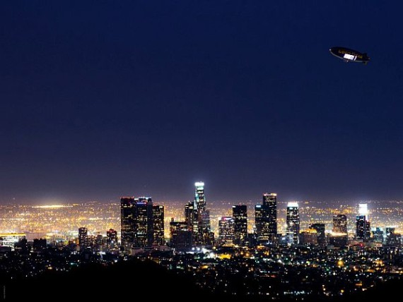 Los Angeles by Dan Marker-Moore