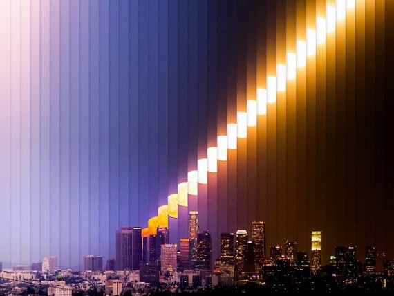 Los Angeles by Dan Marker-Moore