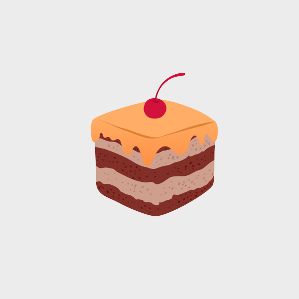 Free Vector of the Day #741: Vector Cupcake