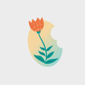 Free Vector of the Day #749: Vector Flower