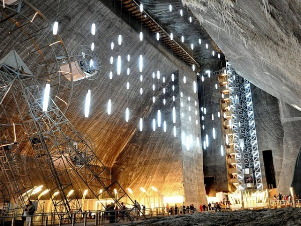 800 Year Old Abandoned Salt Mine Turned Into Museum
