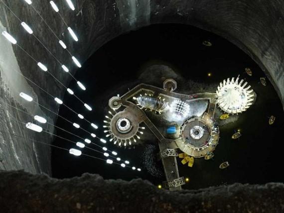 Turda Salt Mine