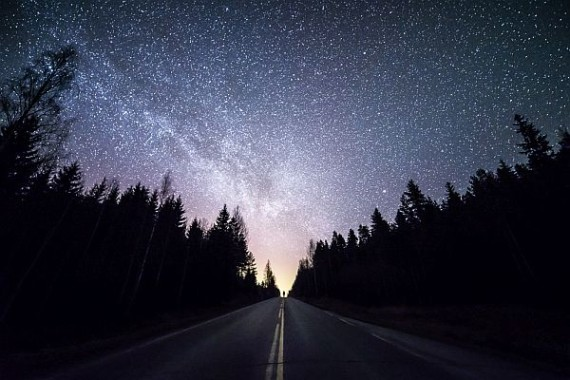 Stunning Night Photography by Mikko Lagerstedt