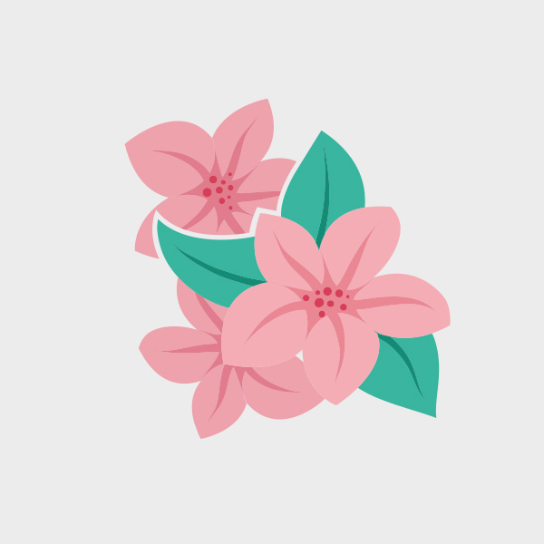 Free Vector of the Day #765: Spring Flowers