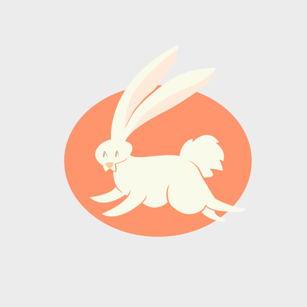 Free Vector of the Day #761: Vector Bunny