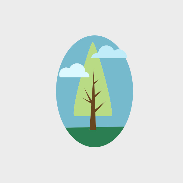 Free Vector of the Day #764: Vector Tree