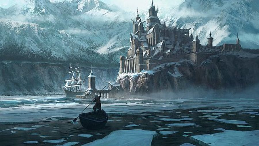 Artist of the Week: Impressive Fantasy Illustrations by Klaus Pillon
