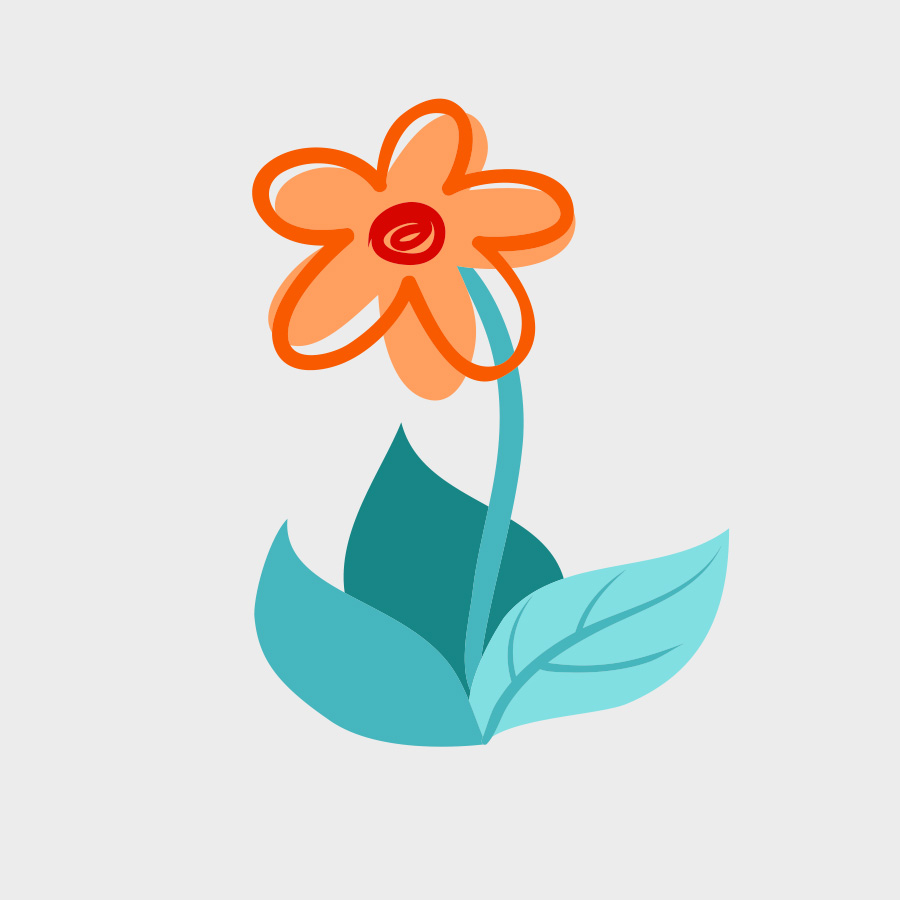 Free Vector of the Day #773: Spring Flower