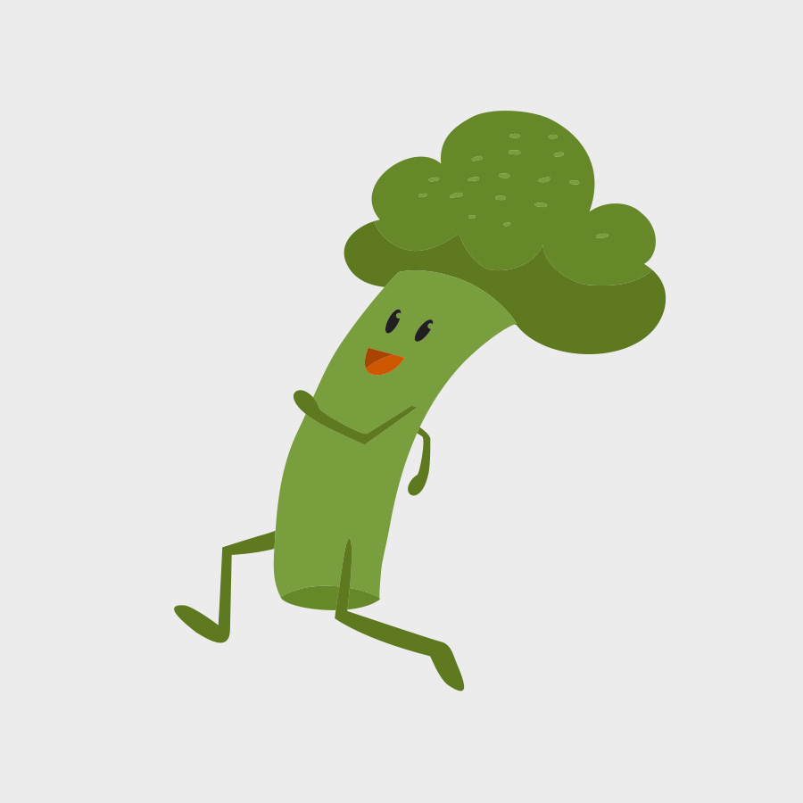 Free Vector of the Day #780: Vector Vegetable