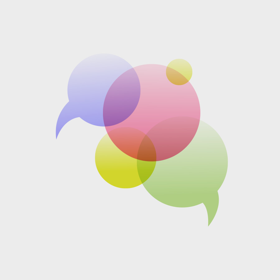 Free Vector of the Day #792: Speech Bubbles