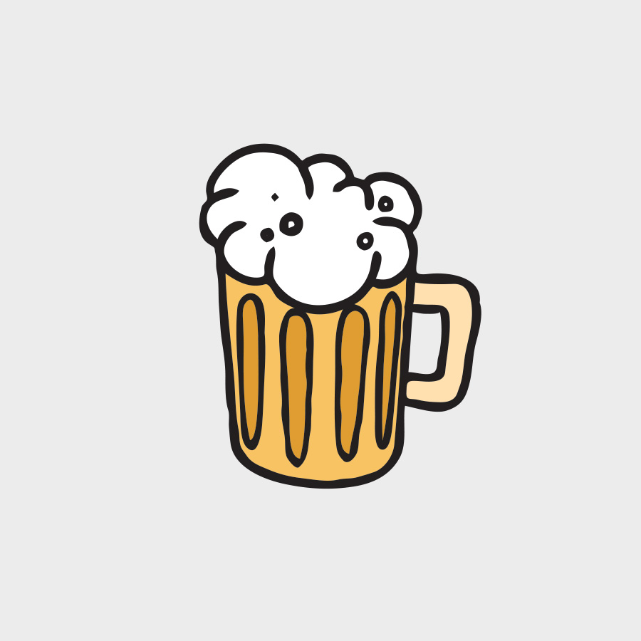 Free Vector of the Day #796: Vector Beer