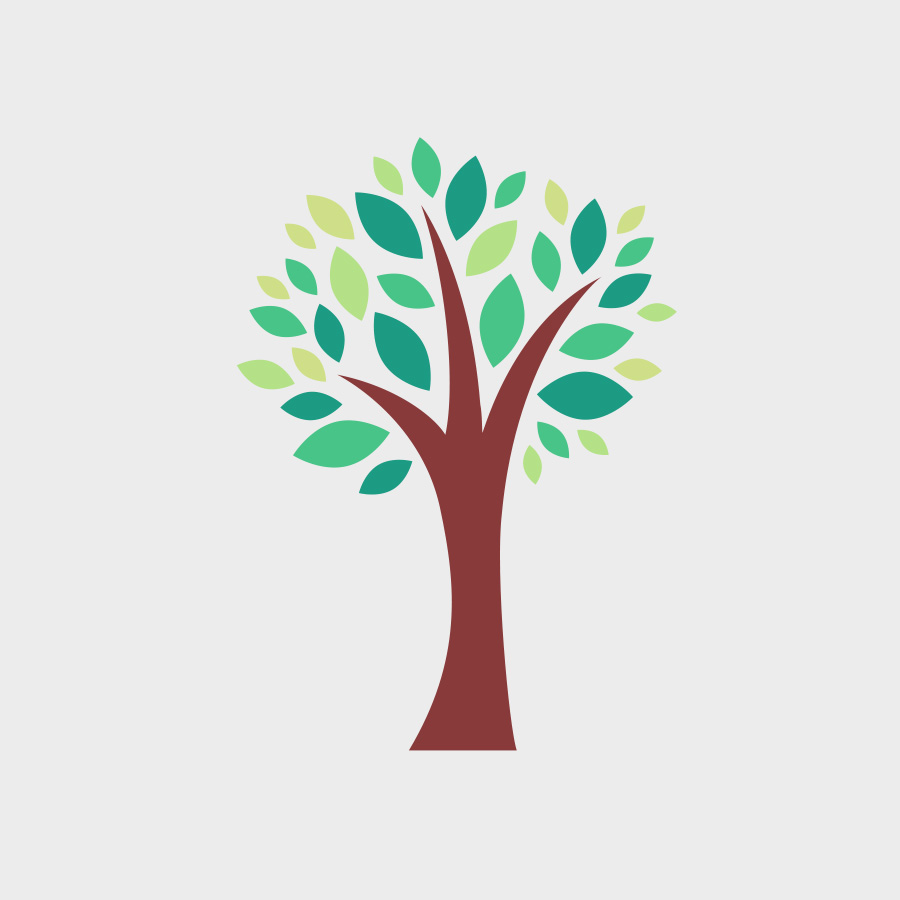 Free Vector of the Day #790: Vector Tree