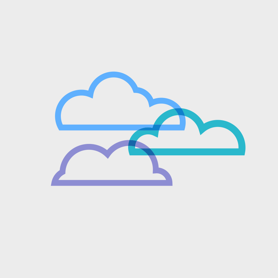 Free Vector of the Day #802: Vector Clouds