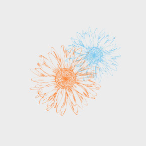 Free Vector of the Day #803: Vector Daisies