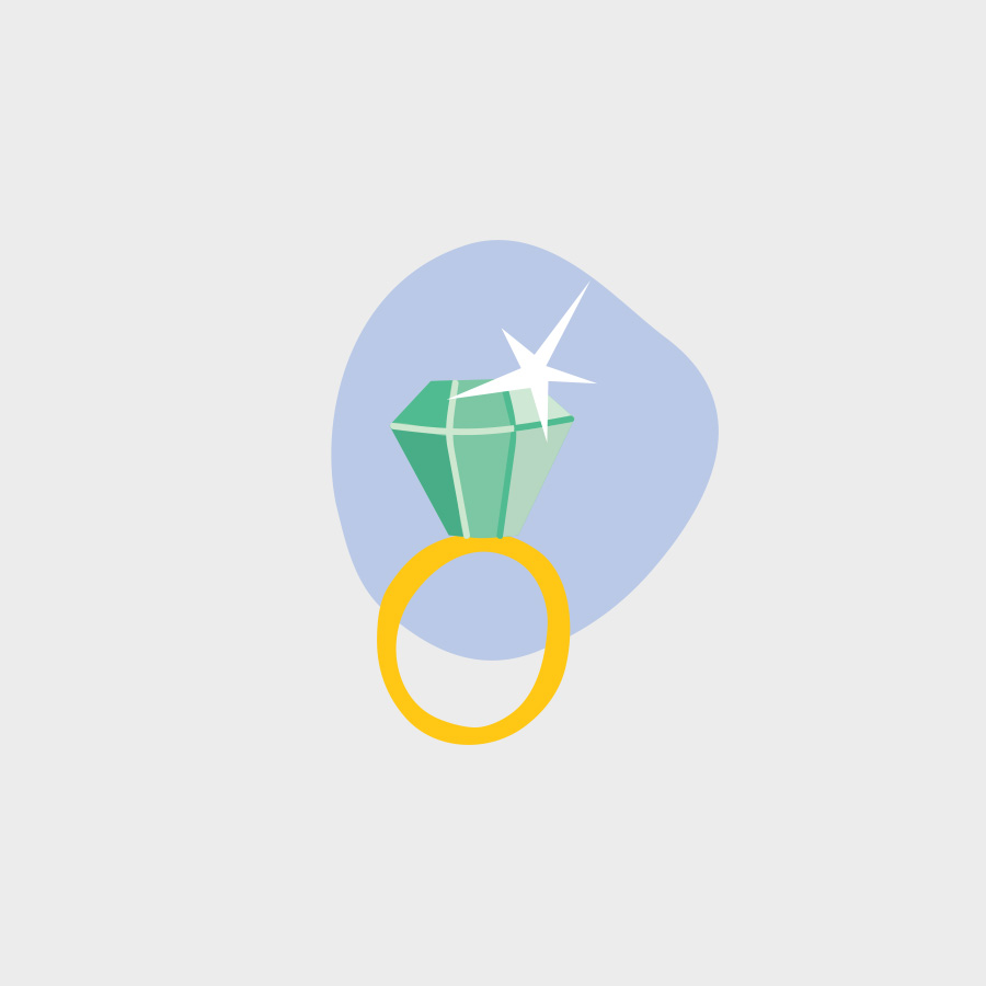 Free Vector of the Day #813: Shiny Ring