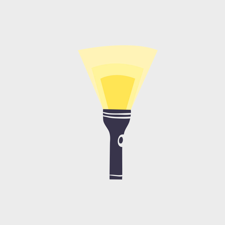 Free Vector of the Day #819: Vector Torch