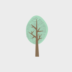 Free Vector of the Day #817: Vector Tree