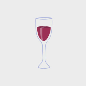 Free Vector of the Day #825: Vector Glass of Wine