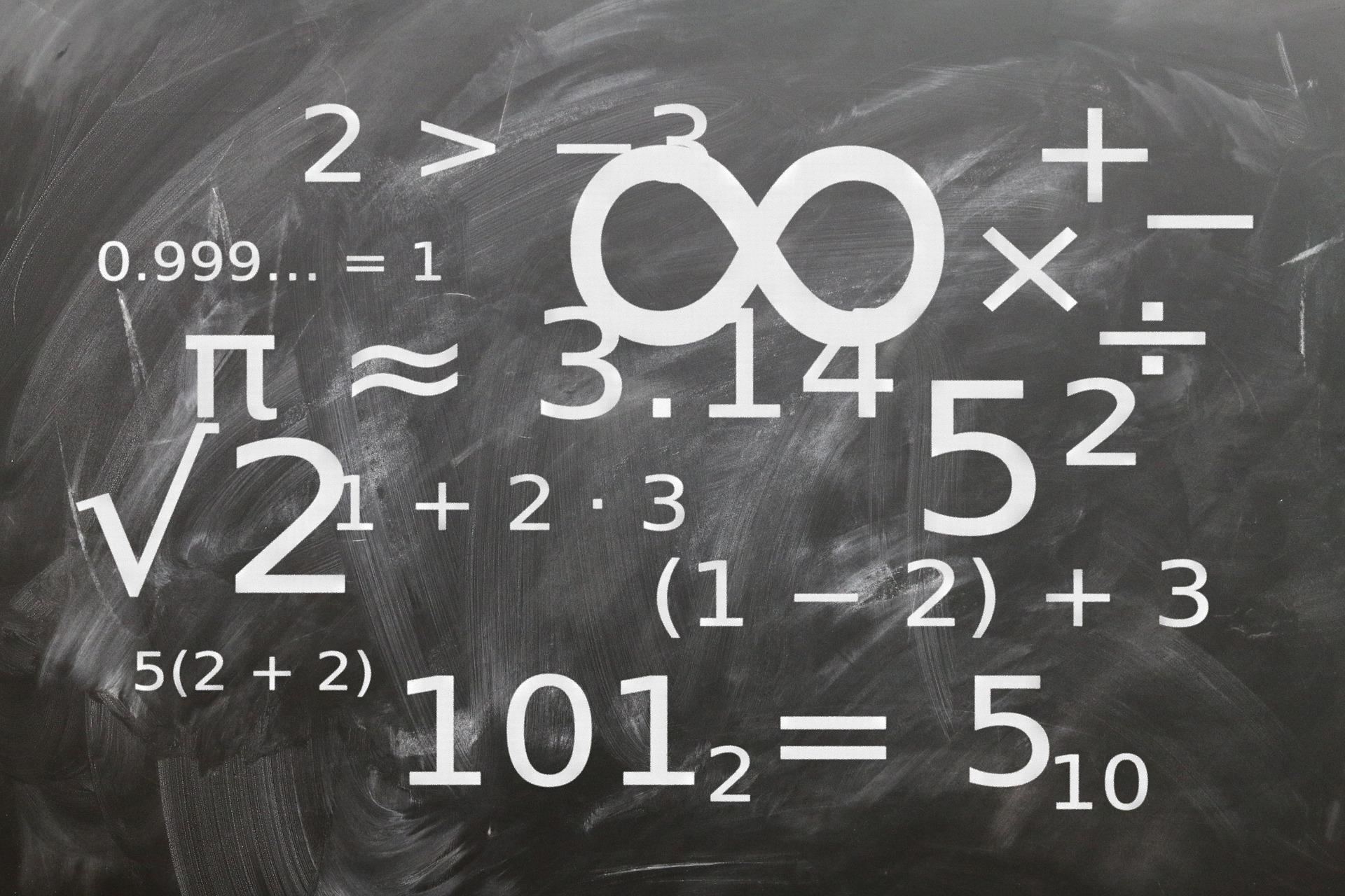 The Zen of Math
