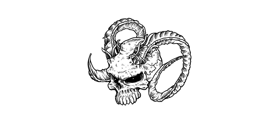 cool drawings of evil skulls wwwpixsharkcom images