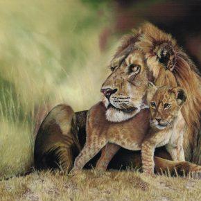 The Exquisite Wildlife Illustrations of Artist Kaz Turner