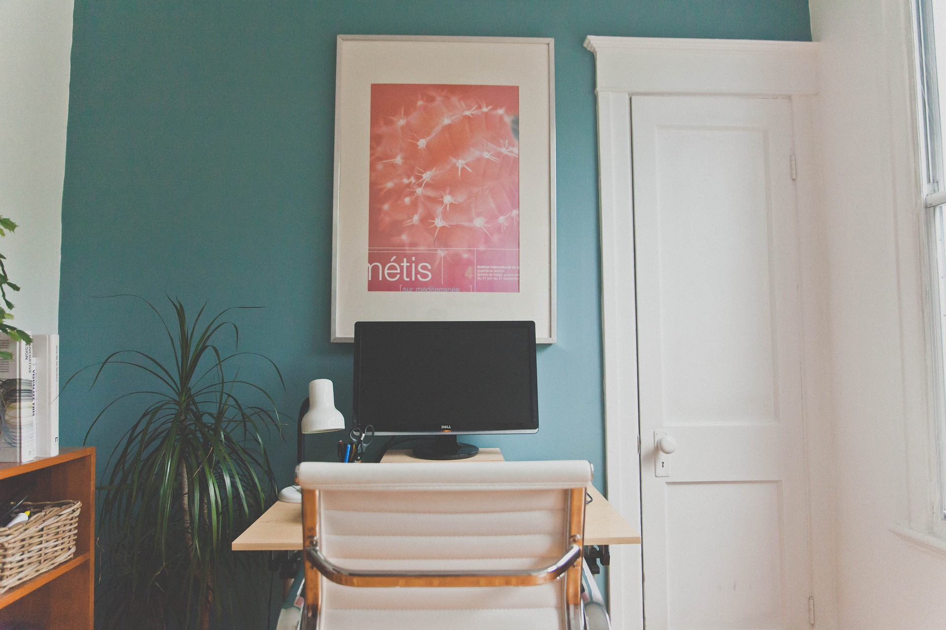 How to Create a Home Office You'll Love to Work In
