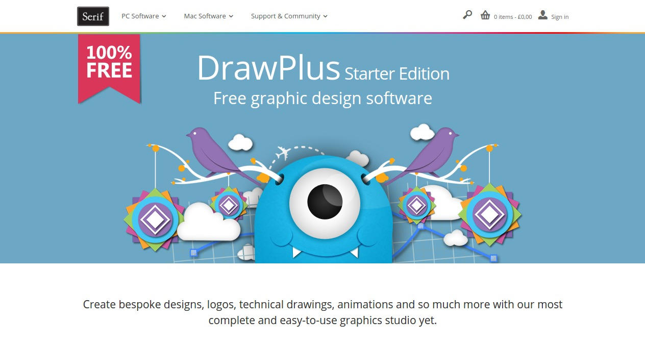 top 6 best free graphic design software for beginners