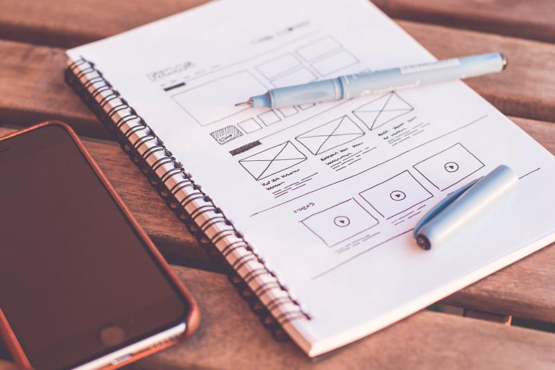 sketch your designs