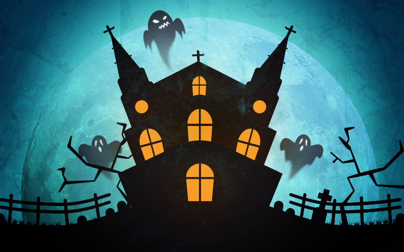 free design resources halloween