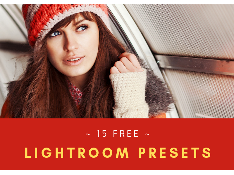 15 Free Lightroom presets To create captivating Photos