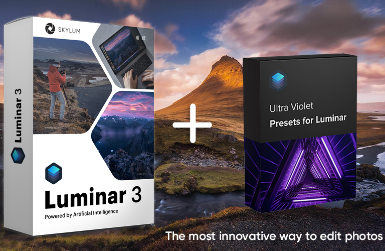 Luminar 3: The AI Powered Next Generation Photo Editor