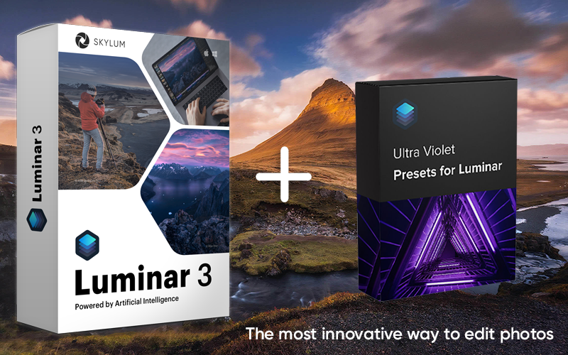 Luminar 3: The AI Powered Next Generation Photo Editor