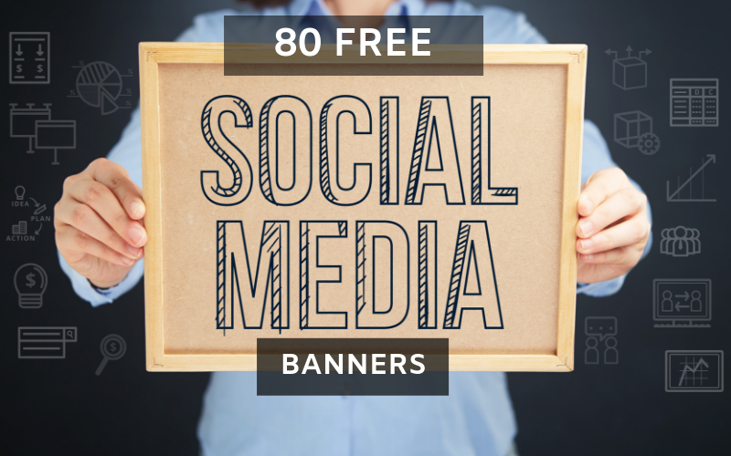 80 Free Social Media Banners To Increase Your Brand Value