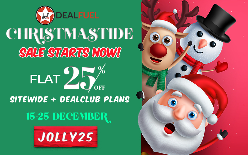 Deal Fuel- Christmas Offers