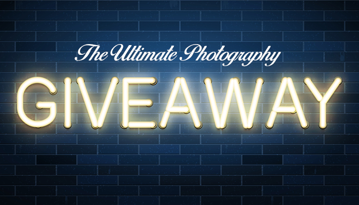 The Ultimate Photography Giveaway 2020