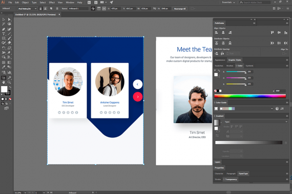 adobe illustrator multiple artboards