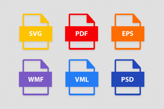 illustrator file formats supported
