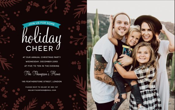 Free Christmas Photo Cards